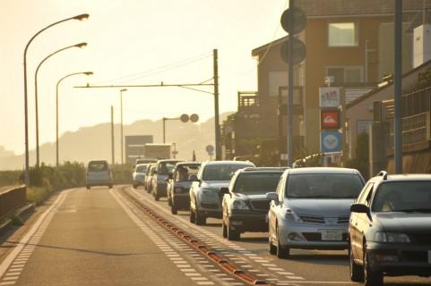 江ノ島渋滞